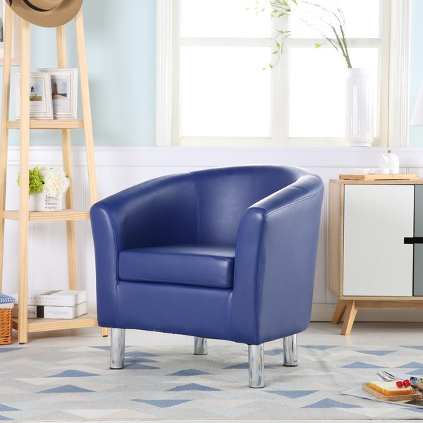 Designer Leather Chairs: Leather Tub Chairs Designer Leather Tub Chair Armchair