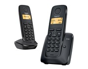Siemens Gigaset A120 Duo Twin Digital Cordless Phone