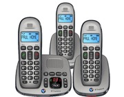 BT Freelance XD8500 Trio Digital Cordless Phone Answer Machine