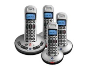 BT Freelance XT3500 Quad Digital Cordless Phone Answer Machine