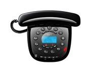 iDECT Carrera Classic Plus Corded Phone Answer Machine With Nuisance Call Blocker