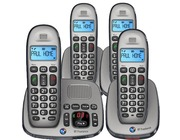 BT Freelance XD8500 Quad Digital Cordless Phone Answer Machine