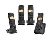 Siemens Gigaset A120 Quad Digital Cordless Phone