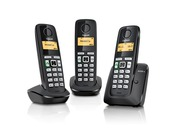 Siemens Gigaset A220A Trio Digital Cordless Phone Answer Machine