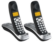 Binatone Lifestyle 1910 Twin Digital Cordless Phone Answer Machine