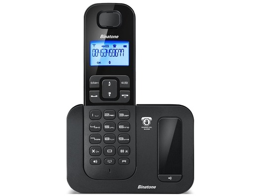 Binatone Shield 6015 Digital Cordless Phone Answer Machine With Nuisance Call Blocker